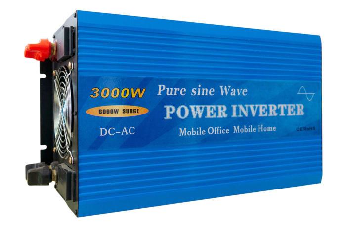 Pure Sine Wave Inverter 3000W DC-AC