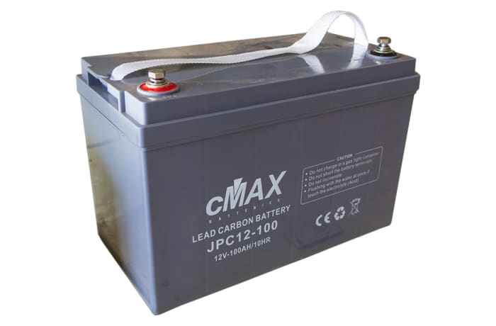 cMax Batteries - JPC12-100