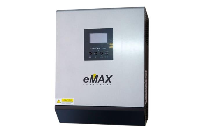 eMAX Hybrid Inverter-Charger - 3KVA-24V