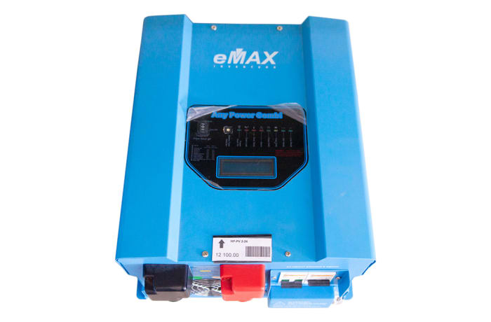 HP/HPM Series Inverter-Charger - eMAX HP-PV 2-24