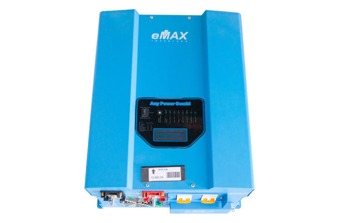 HP/HPM Series Inverter-Charger - eMAX HP-PV 3-48