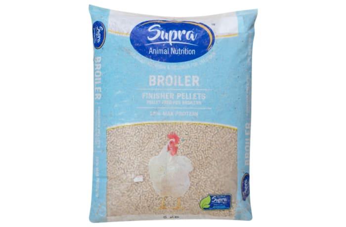 Supra Animal Nutrition - Broiler Finisher pellets