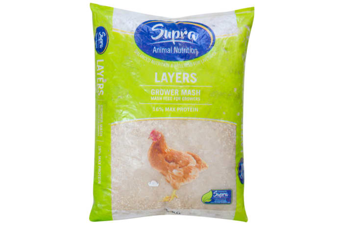 Supra Animal Nutrition -  Layer Starter Mesh