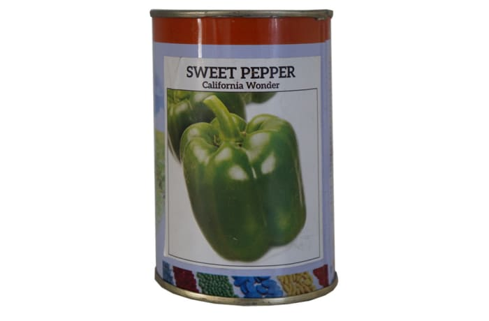 Sweet Pepper - California Wonder