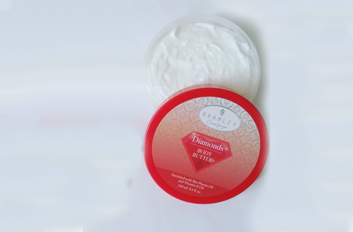Bramley Diamonds Body Butter