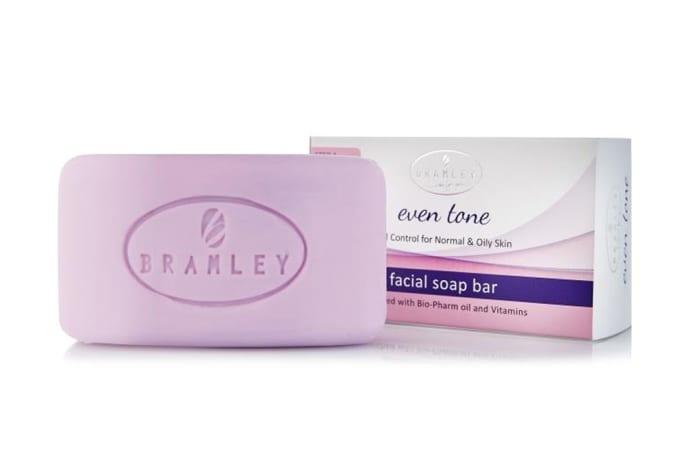Bramley Even Tone Facial Soap Bar