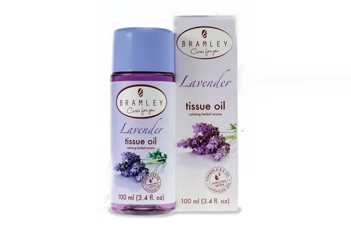 Bramley Lavender Tissue Oil
