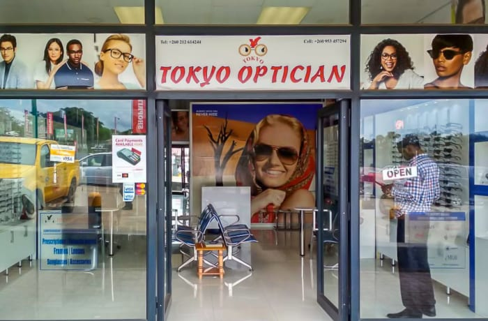 Eye clinic image