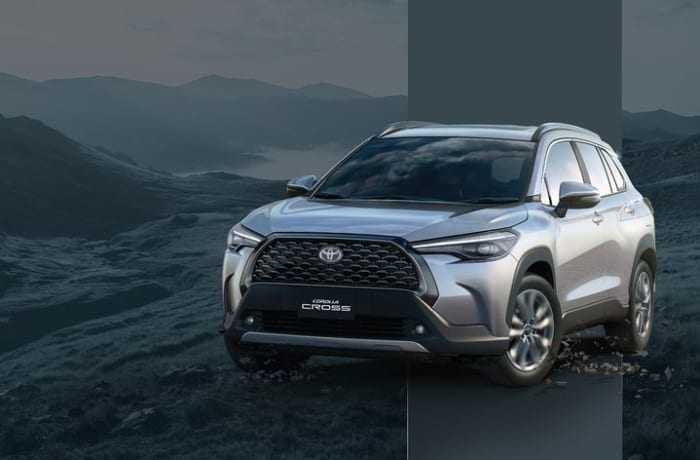 Toyota's bestseller Corolla transforms into a SUV image