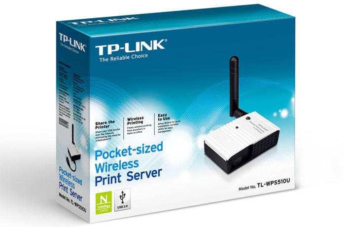 TP-Link TL-WPS510U Wireless Print Server