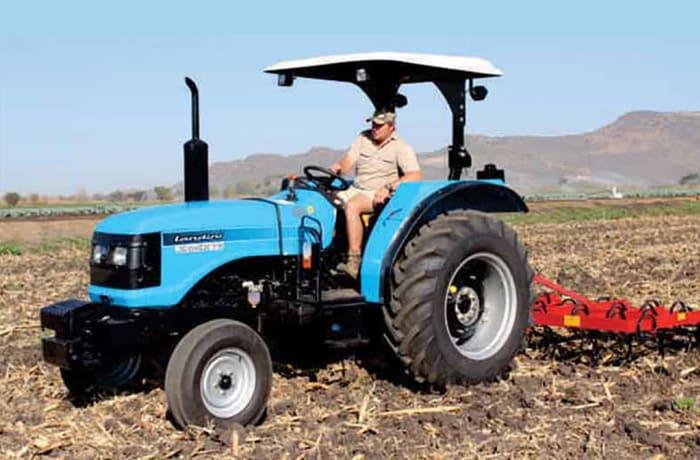 Tractor Landini 65 Series R8865 82HP 2WD