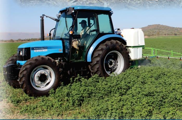 Tractor Landini Solis DT 75 75HP 4WD