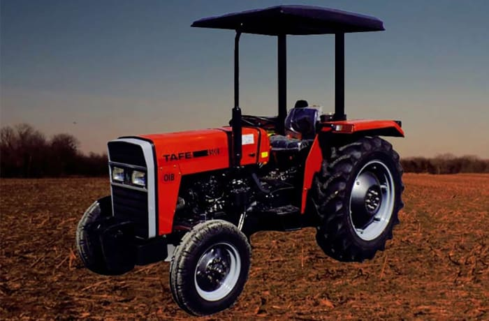 Tractor TAFE 45DI 47HP 2WD  W/S325 Engine W/Canopy