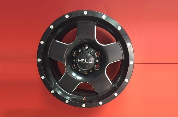 """Car Wheel Rim 17"""" 6 holes"""