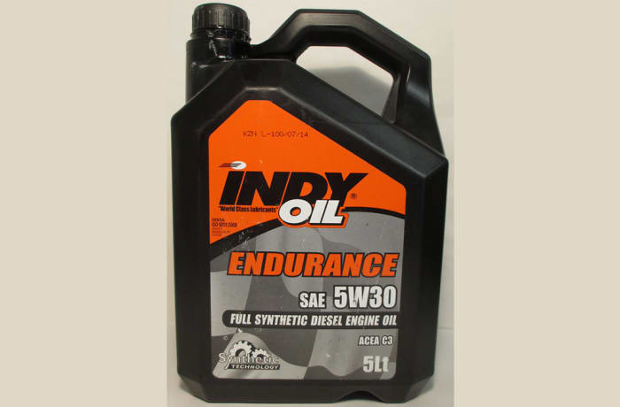 Indy Endurance