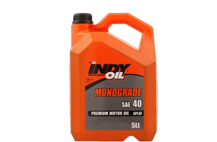 Indy Monograde
