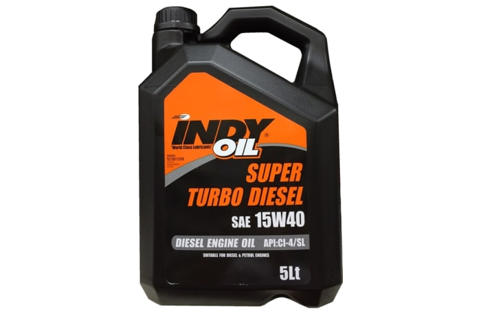 Indy Super Turbo Diesel