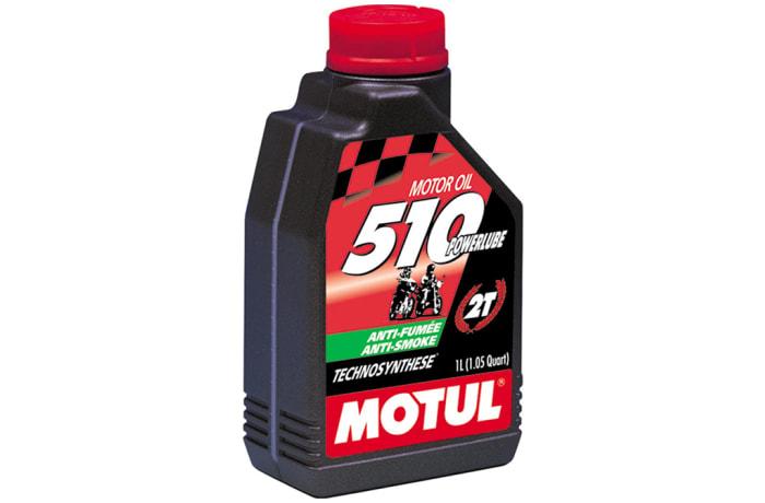 Motul 510 2T 1L Oil and spray