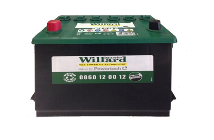 Willard Battery 630