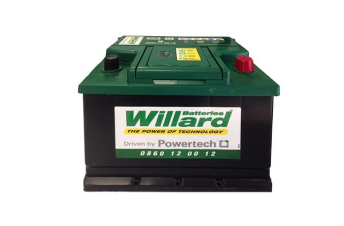 Willard Battery 646