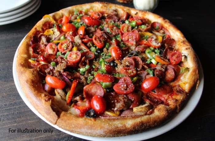 Jacaranda - Pizza - Americano