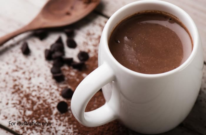 Jacaranda - Hot and Cold Beverages - Chocolate