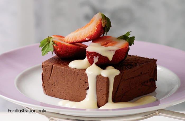 Jacaranda - Desserts - Chocolate Marquise