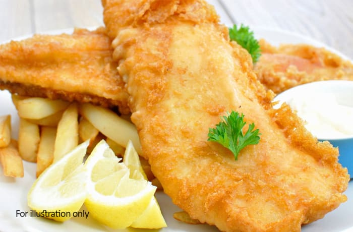Jacaranda - Comfort Food - Classical Fish 'n' Chips