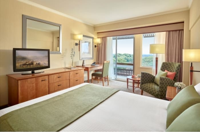 Executive Room City View Queen Bed