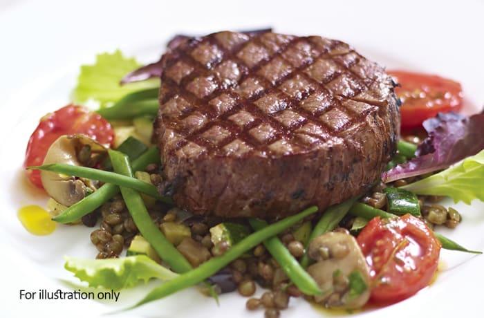 Jacaranda - International Panorama - Steaks - Fillet