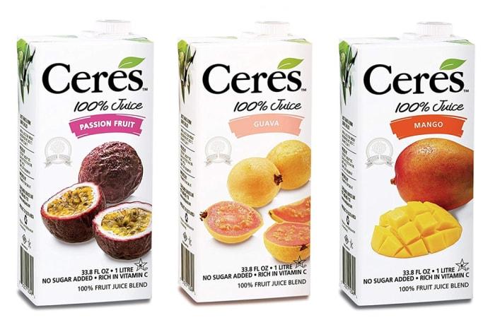 Jacaranda - Soft Bevereges - Fruit Juices
