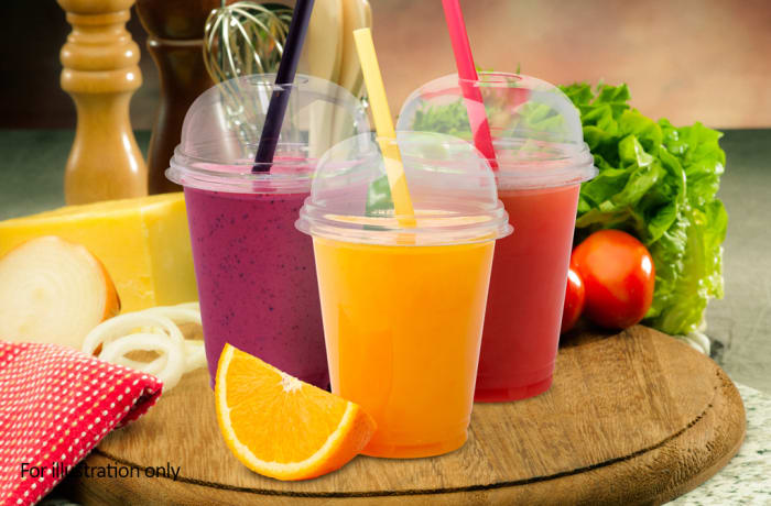 Jacaranda - A La Carte - Seasonal Fresh Juice