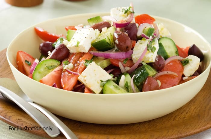 Jacaranda - Salads - Greek Salad