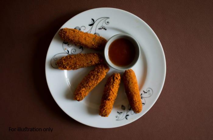 Jacaranda - Snacks - Fish Finger
