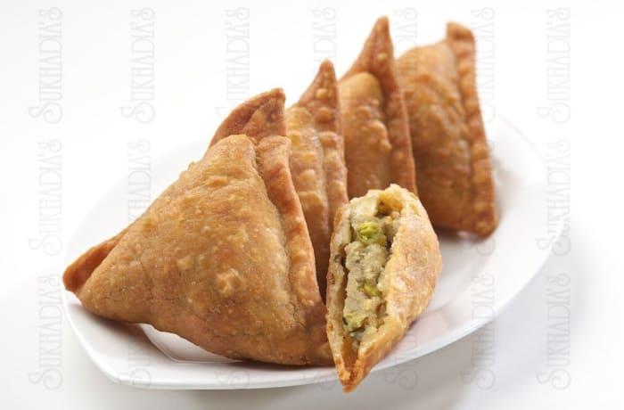 Jacaranda - Snacks - Vegetable Samosa