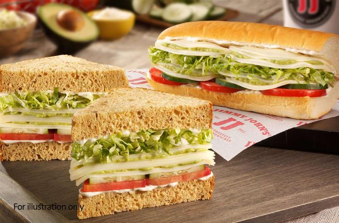 Jacaranda - Sandwiches and Burgers - Jacaranda Veggie Club