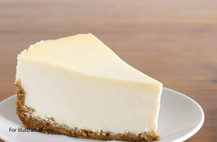 Milile Wedding Option 5 - Dessert - Cheese Cake
