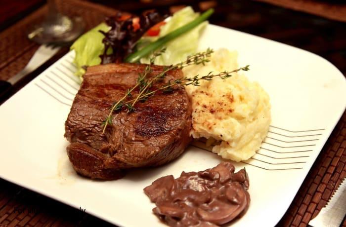 Steaks and Grills - Steaks on Char Grill - Rump Steak