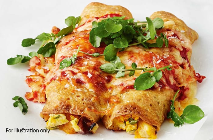 Steaks and Grills - Classics - Baked Cannelloni