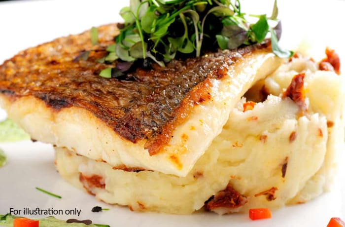 Steaks and Grills - Classics - Grilled Bream Fillet