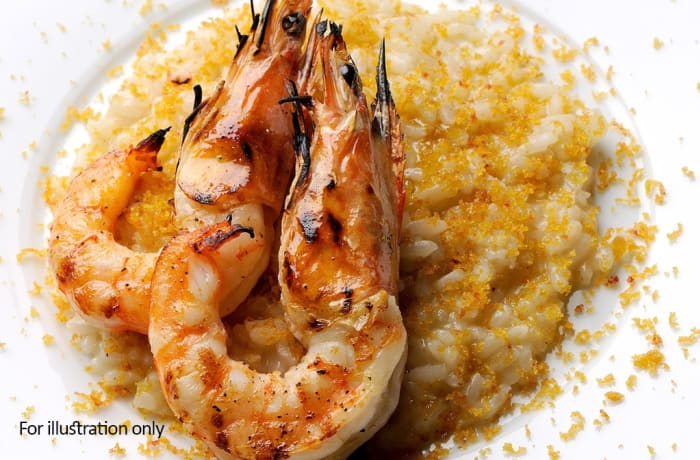 Steaks and Grills - Classics - Grilled Prawns