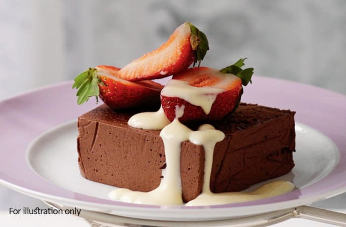 Steaks and Grills - Desserts - Chocolate Marquise