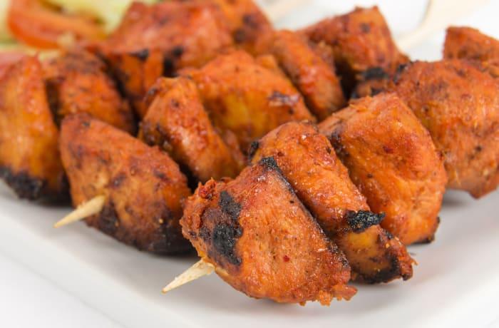 Steaks and Grills - Indian Specialties - Kastoori Murg Tikka