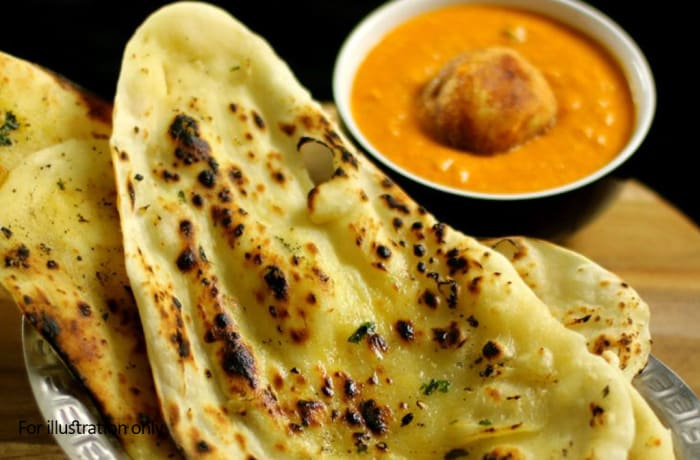Steaks and Grills - Indian Specialties - Naan
