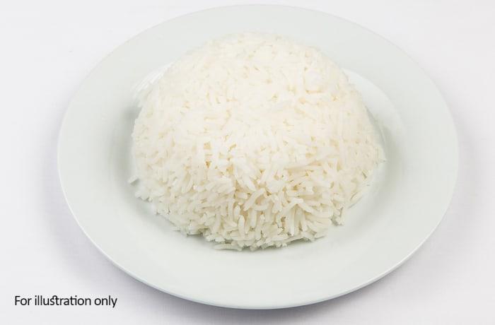 Jacaranda - Indian Selection - Steamed Rice
