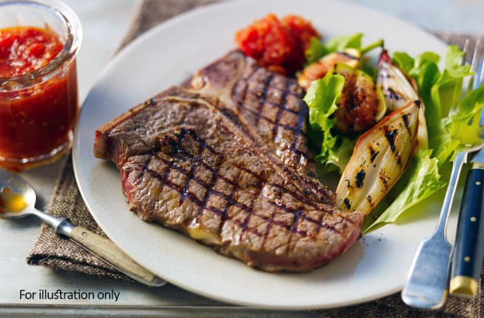 Jacaranda - International Panorama - Steaks - T-Bone