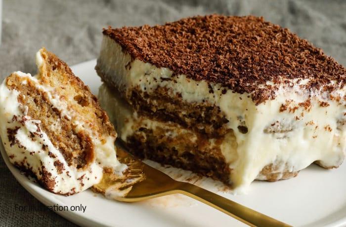 Jacaranda - Desserts - Tiramisu