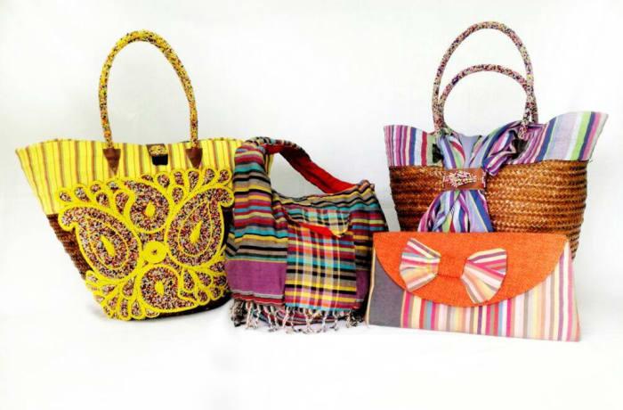 Kikoy Bags