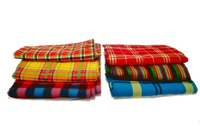 Masai Shuka blankets