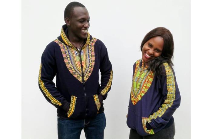 African Print Sweatshirts